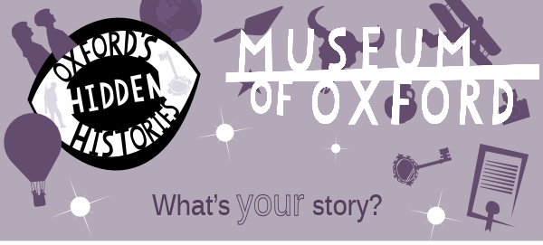 museum logo and text saying 'what is your story?'