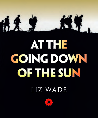 Cover of the book written by Liz Wade called at the going down of the sun