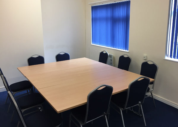 Blackbird Leys Community Centre Meeting Room