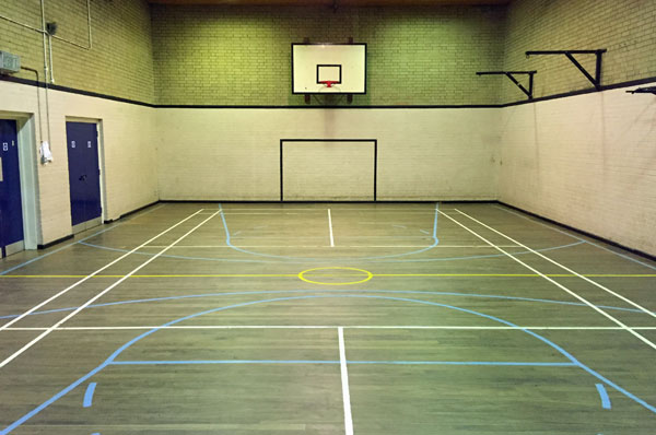 Blackbird Leys Community Centre Sports Hall