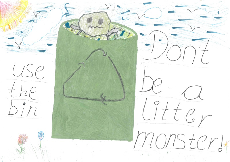 Rose Hill Primary School Poster Competition