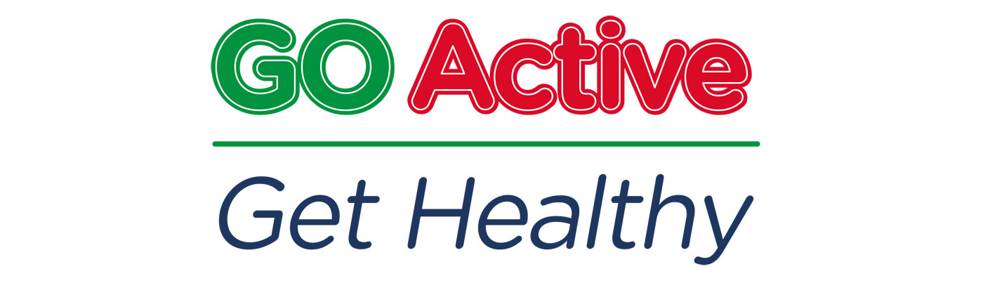 GO Active Get Healthy logo