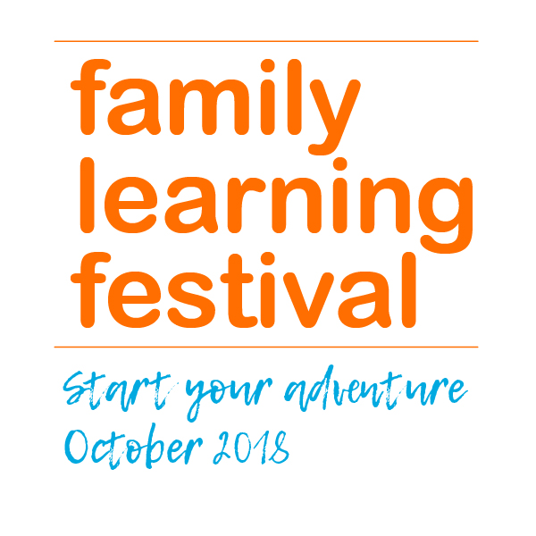 Family Learning Festival logo