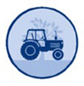 Mill Lane - Agricultural access icon