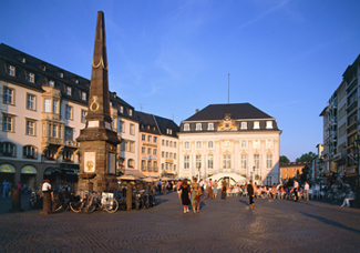Twin Towns - Bonn Germany