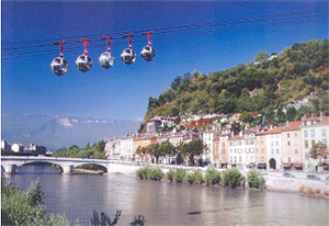 Twin Towns - Grenoble France