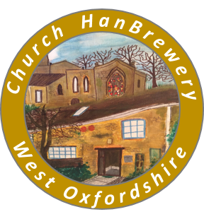 Logo for the Church Hanbrewery