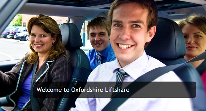 Oxfordshire liftshare