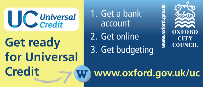 Get ready for Universal Credit