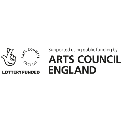 The Arts Council England Logo for Grants for the Arts