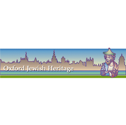 Logo for Oxford Jewish Heritage