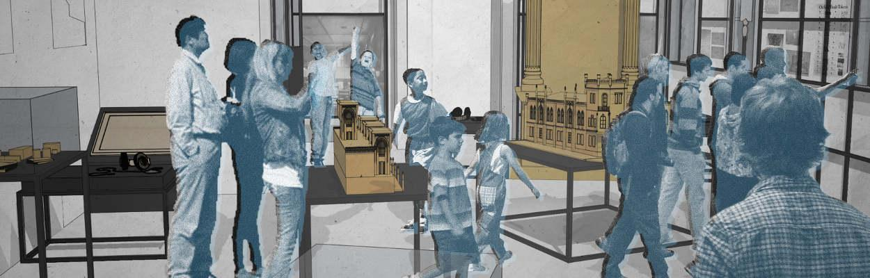 New museum plans - view 2